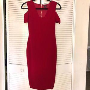 Express Red Dress